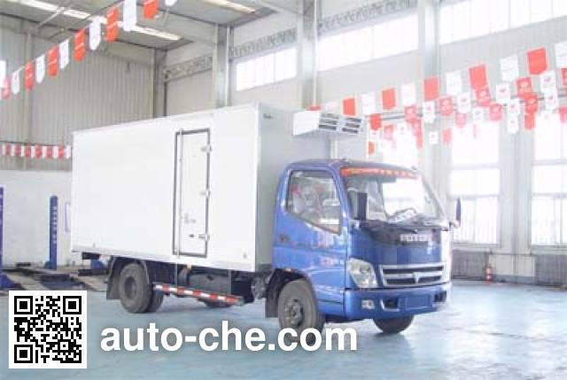 福田牌BJ5051ZBBEA冷藏车