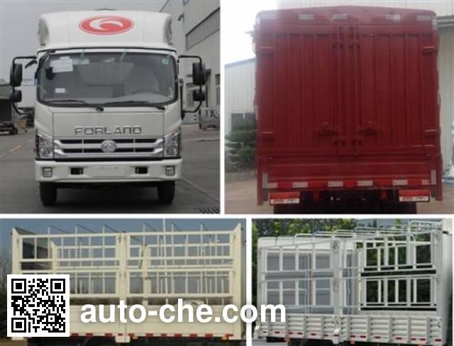 Foton BJ5053CCY-B2 stake truck