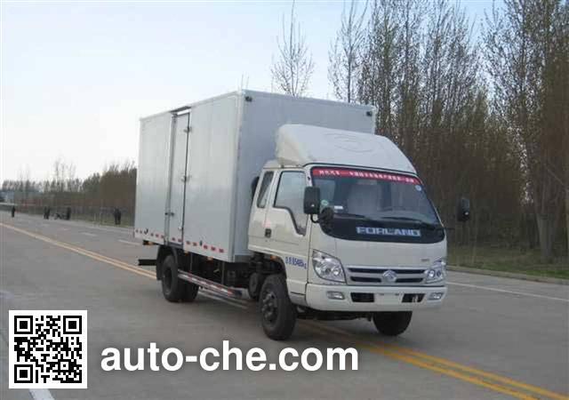 Foton BJ5053VBCEA-A box van truck