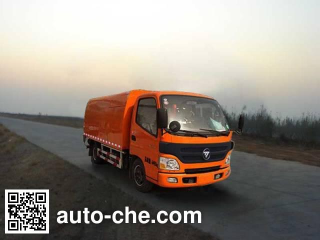 Foton BJ5061TQX-1 street sprinkler truck