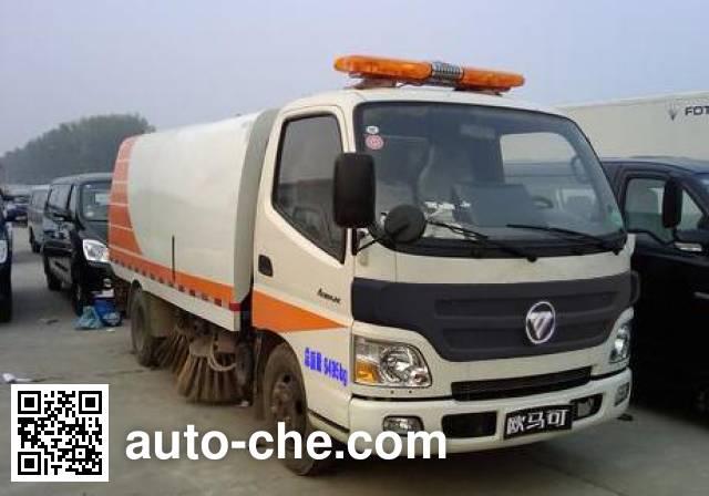 Foton BJ5061TSL-1 street sweeper truck