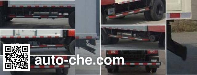 Foton BJ5061VDCD6-FD stake truck