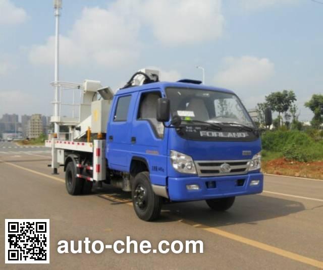 福田牌BJ5062JGK-G1高空作业车