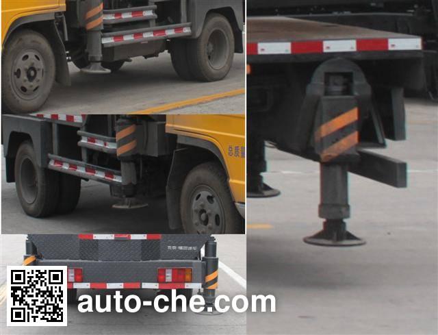 Foton BJ5063JQZ-B1 truck crane