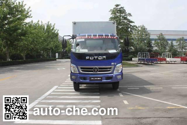 Foton BJ5069VBCED-B box van truck