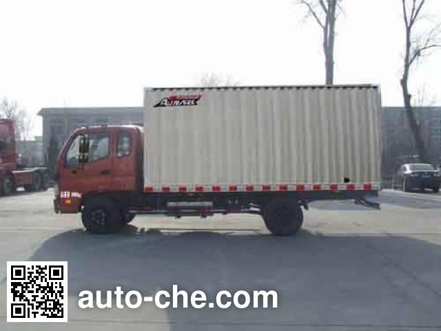 Foton BJ5069VCCEA-FB box van truck