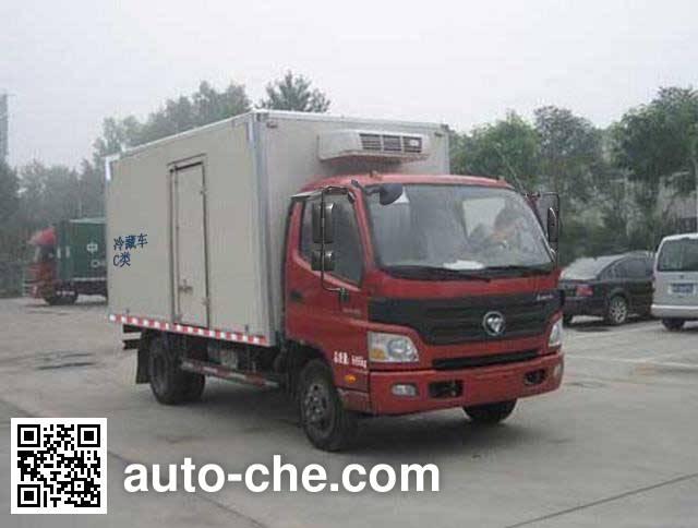 福田牌BJ5069XLC-FB冷藏车