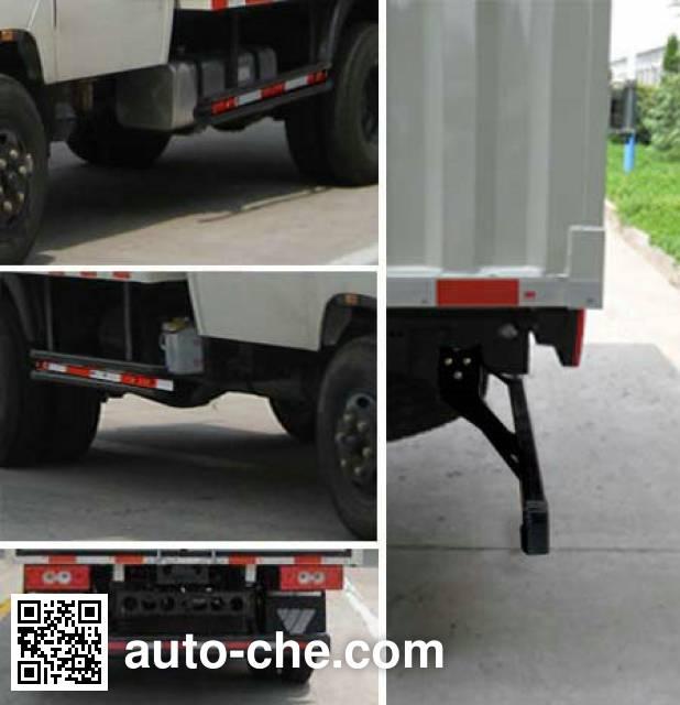 Foton BJ5069XXY-FE box van truck