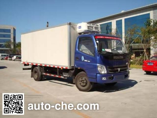 福田牌BJ5071XLC-S冷藏车