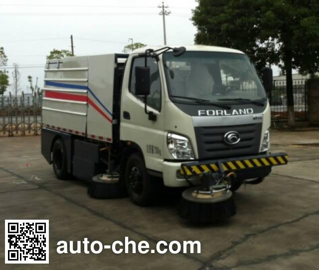 福田牌BJ5072TXS-G1洗扫车