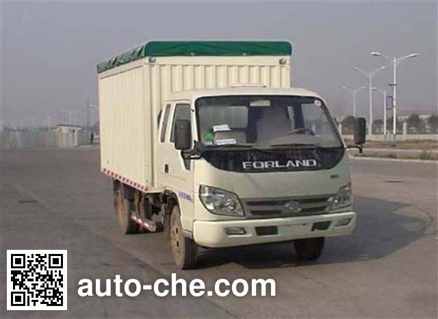 Foton BJ5073CPY-C soft top box van truck