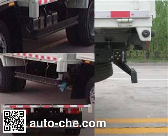 Foton BJ5073VEBEA-B stake truck