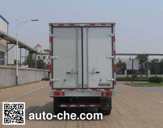 Foton BJ5073VEDEA-A box van truck
