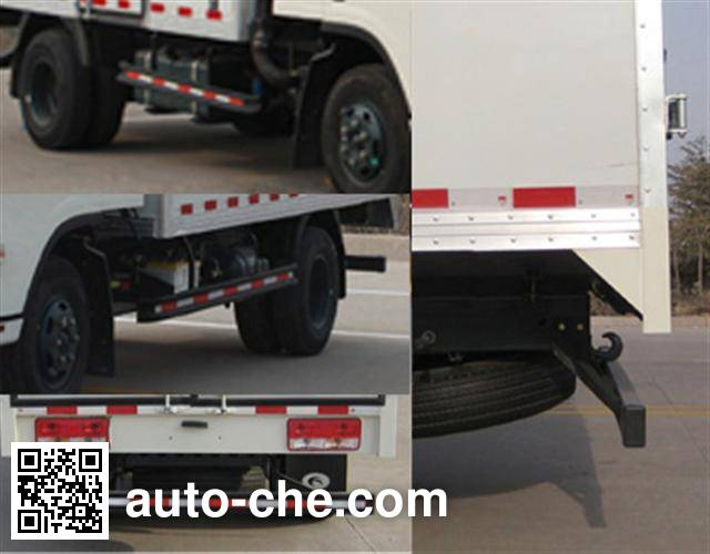 Foton BJ5073XXY-A2 box van truck