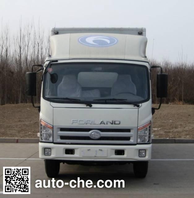 Foton BJ5073XXY-C2 box van truck