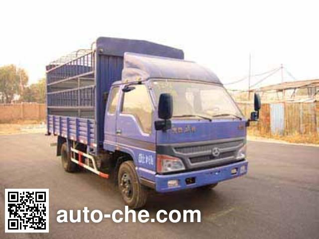 北京牌BJ5074CCY14仓栅式运输车