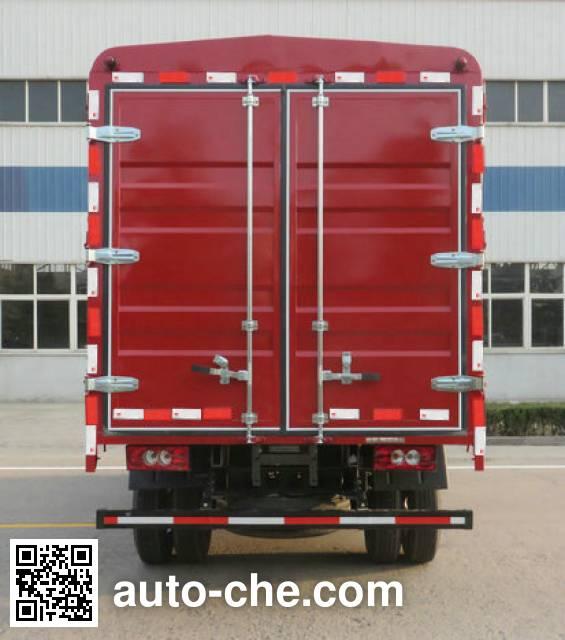 Foton BJ5075CCY-FB stake truck