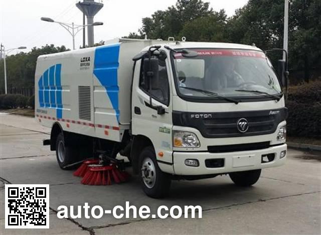 福田牌BJ5082TXSE4-H1洗扫车