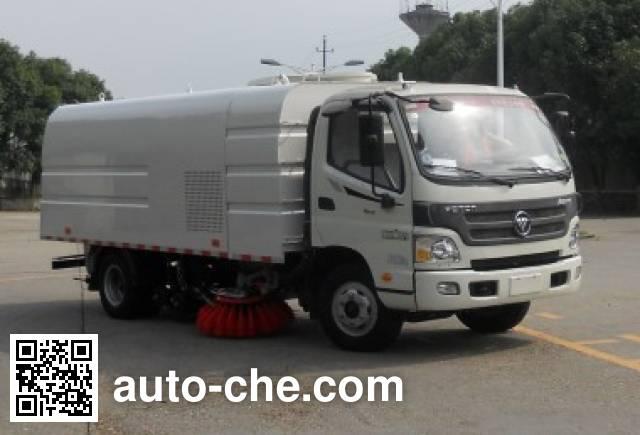 福田牌BJ5082TXSE5-H1洗扫车