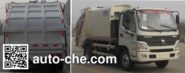 Foton BJ5082ZYSE5-H1 garbage compactor truck