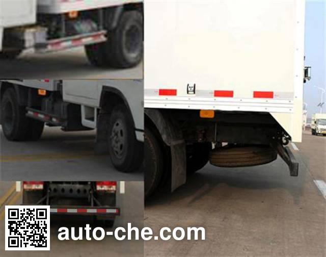 Foton BJ5083XXY-A3 box van truck