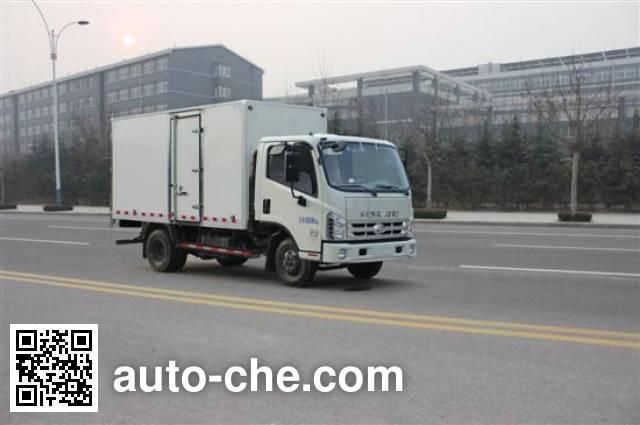 Foton BJ5083XXY-S1 box van truck