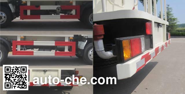 Foton BJ5085GSS-1 sprinkler machine (water tank truck)