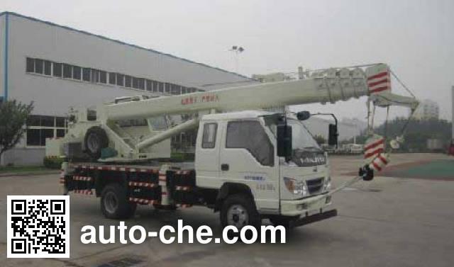 Foton BJ5085JQZ-2 truck crane