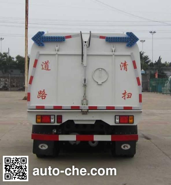 福田牌BJ5085TSL-2扫路车