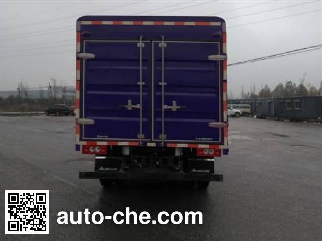 Foton BJ5088CCY-F2 stake truck