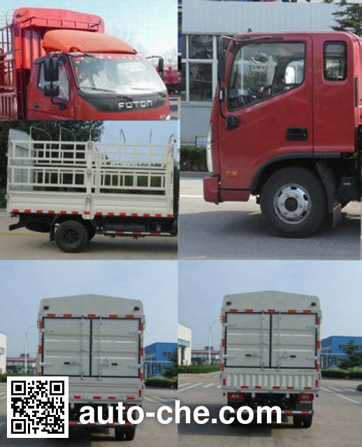 Foton BJ5048CCY-FA stake truck