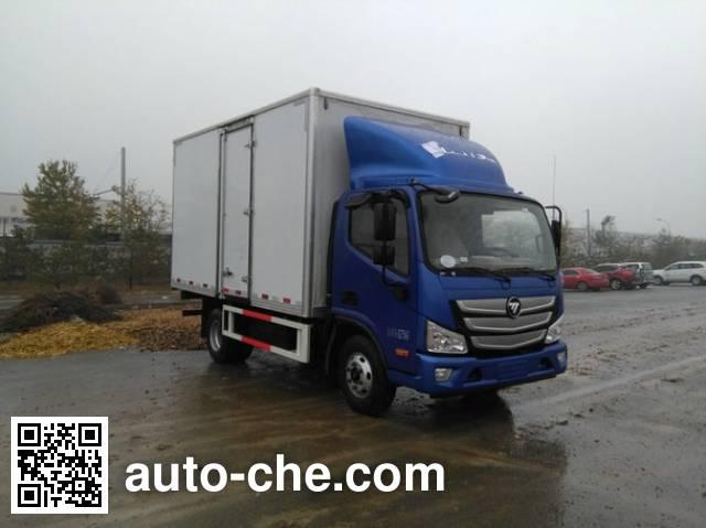 Foton BJ5088XXY-F2 box van truck