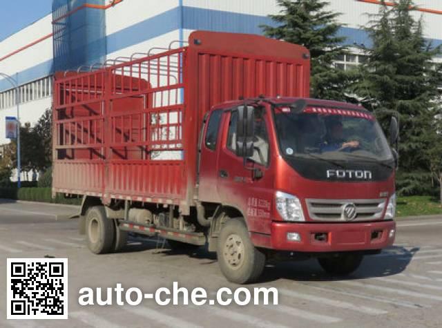 Foton BJ5089CCY-F7 stake truck