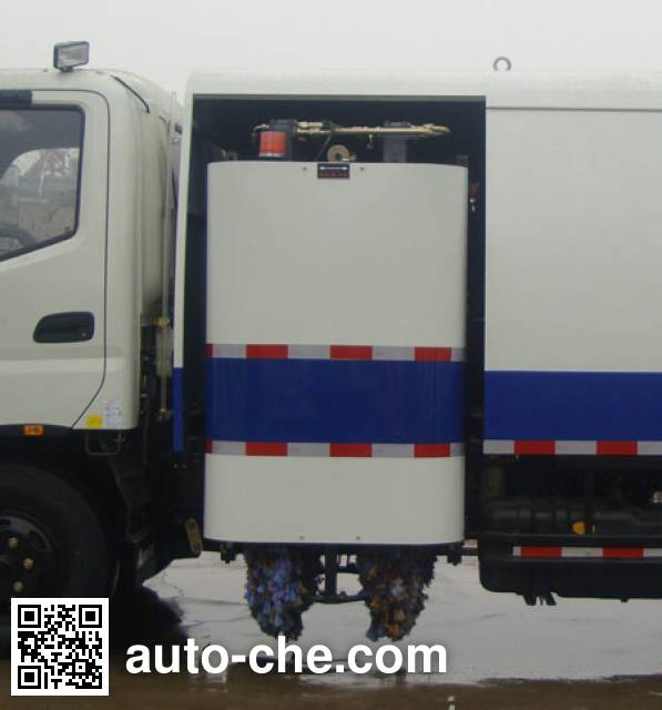 Foton BJ5089GQX-F1 highway guardrail cleaner truck