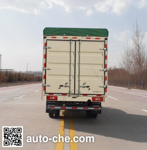 Foton BJ5089VECBA-3 soft top box van truck