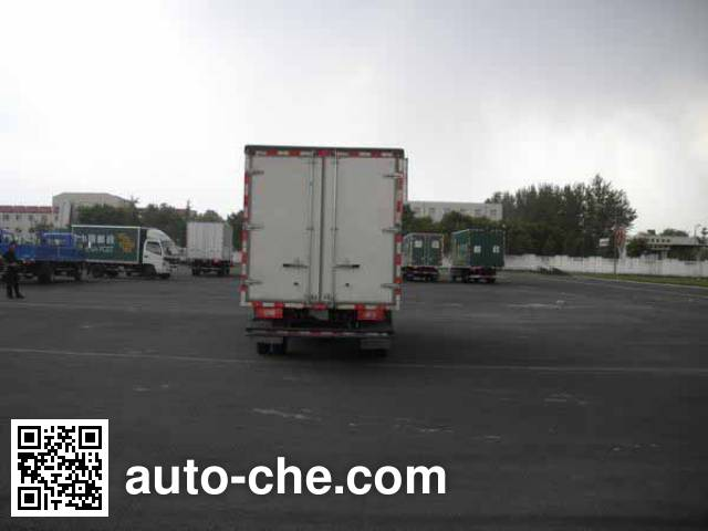 Foton BJ5089VECEA-FC box van truck