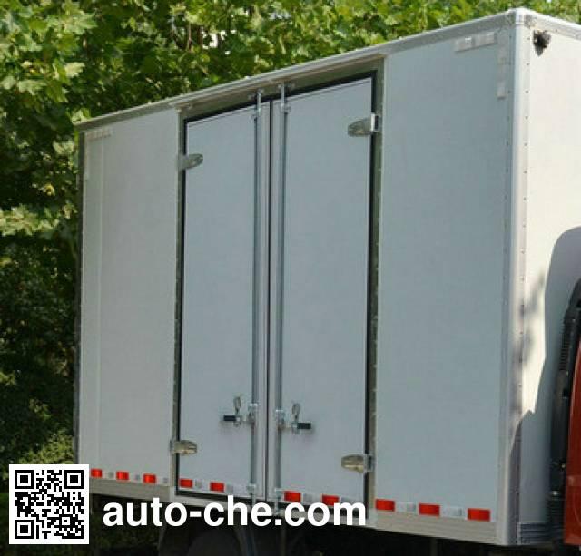 Foton BJ5089XXY-A1 box van truck