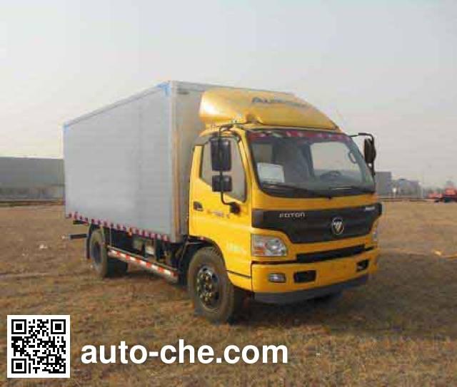 Foton BJ5089XXY-A2 box van truck
