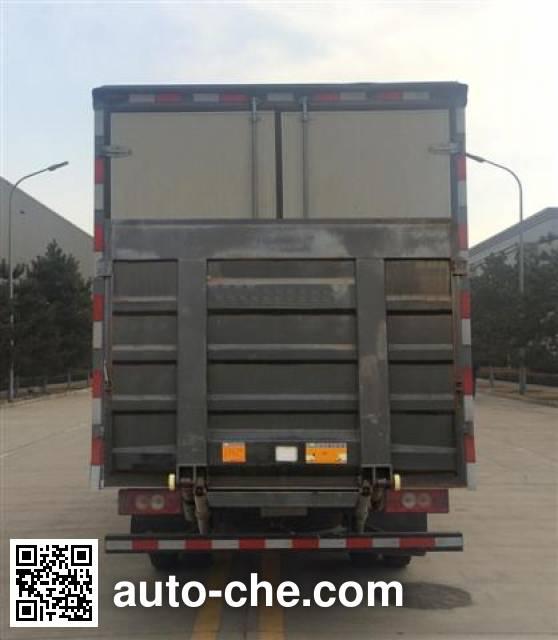 Foton BJ5109VEBED-FA box van truck