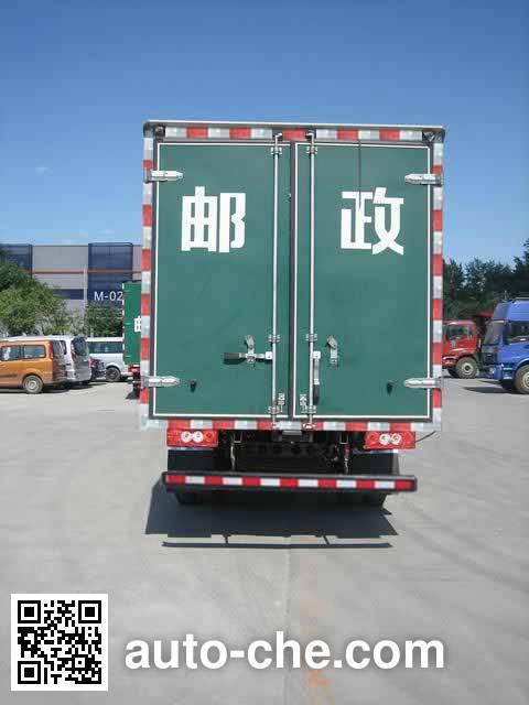 Foton BJ5089XYZ postal vehicle