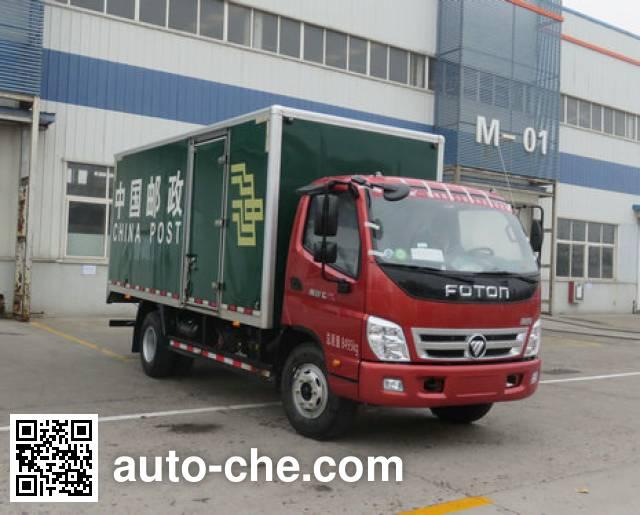 Foton BJ5089XYZ-F1 postal vehicle