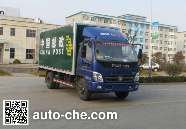 Foton BJ5089XYZ-FA postal vehicle