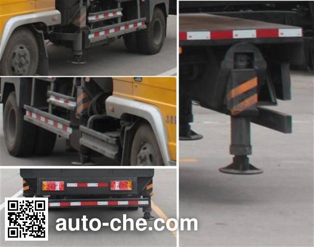 Foton BJ5093JQZ-B1 truck crane