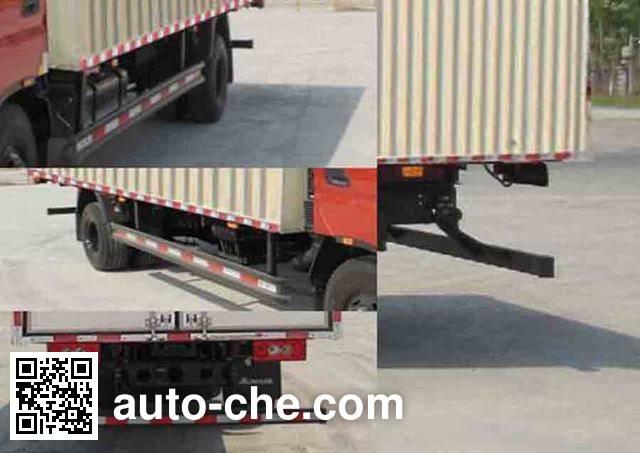 Foton BJ5099CPY-F1 soft top box van truck