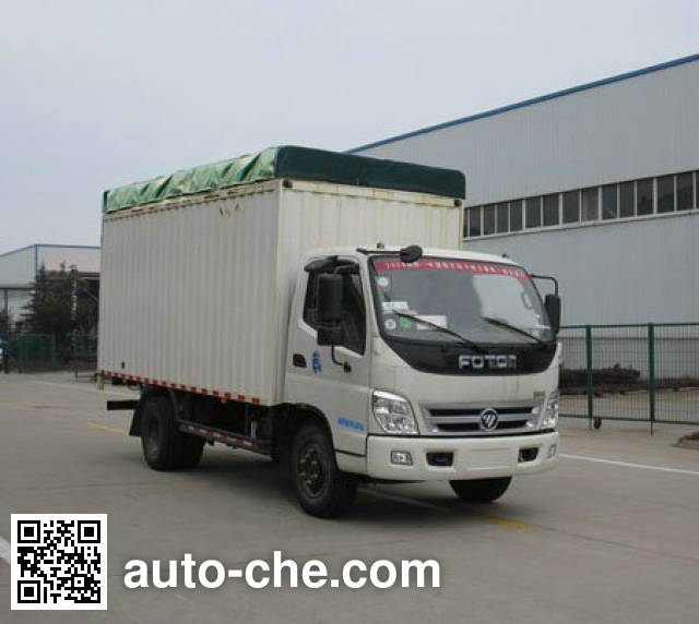 Foton BJ5099VEBEA-6 soft top box van truck