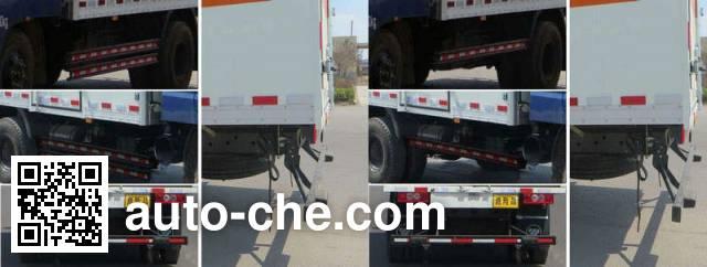 Foton BJ5099XQY-AA explosives transport truck