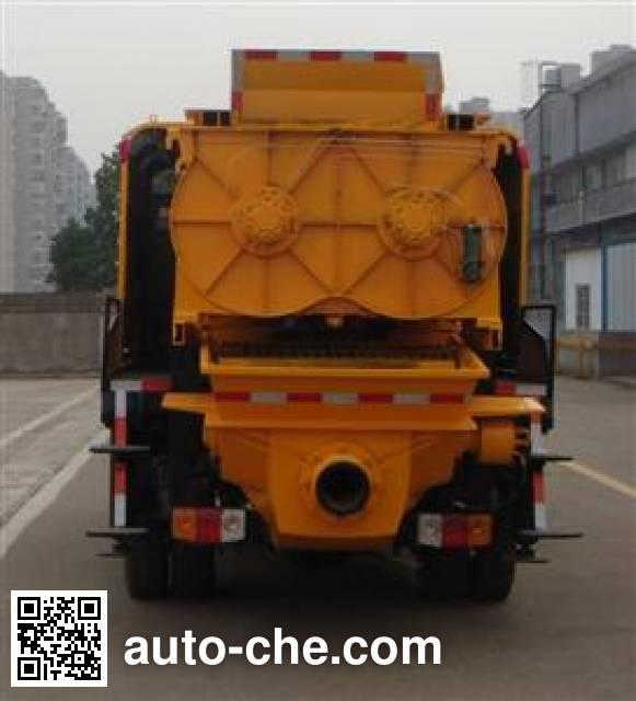 Foton BJ5102THB-G1 truck mounted concrete pump