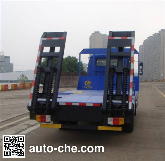 Foton BJ5102TPB-G1 flatbed truck