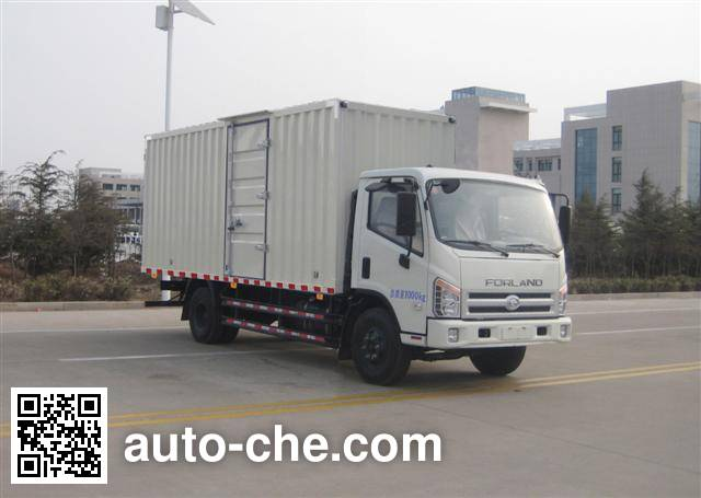 Foton BJ5103XXY-B1 box van truck