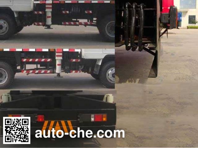 Foton BJ5105JQZ-2 truck crane